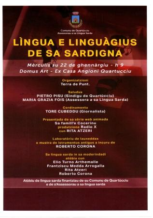 Lingua e linguagius de sa Sardigna